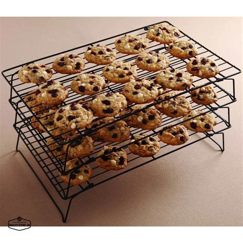 cooling rack 3 tier wire for baking cookie stainless steel