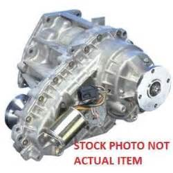 2008 mazda tribute transmission transfer assembly at