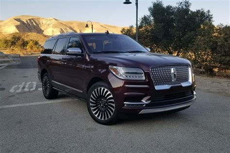 lincoln navigator back test driving the 2018 lincoln navigator quot black label