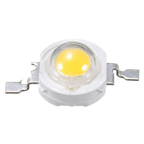 Hpl High Power Led 1w White 1w high power led l bulb chip 90 100lm white warm white sale banggood sold out