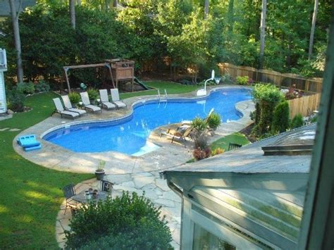 nice backyard pools nice backyard pool backyard ideas pinterest