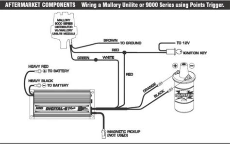 msd 8366 distributor wiring diagram 35 wiring diagram
