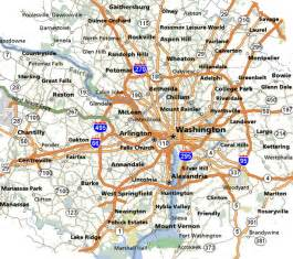 Exceptional Home Builders In Maryland Area #8: Washington-dc-county-map.gif