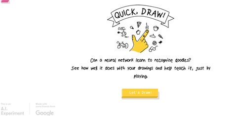 web based drawing draw by is an ai powered web based doodle