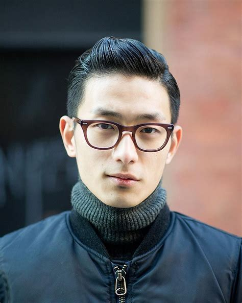 asian hairstyles glasses 40 favorite haircuts for men with glasses find your