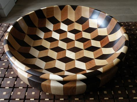 woodturning tumbling bowl xl short edit youtube