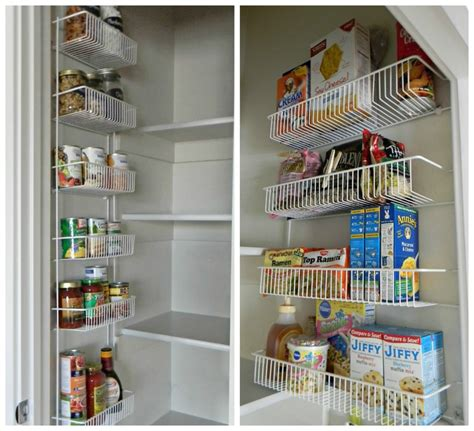 Organizing A Pantry With Wire Shelves by Pantry Organization Organize And Decorate Everything