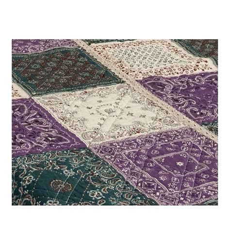 tagesdecke plaid patchwork tagesdecke orient tagesdecken plaids