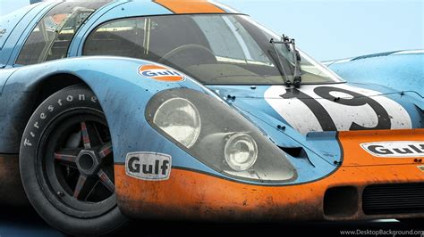 gulf porsche wallpaper blue porsche 917 desktop background