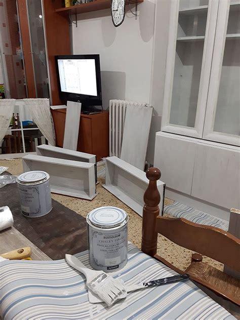chalk paint mueble salon renovar un mueble con chalk paint treinta y diario