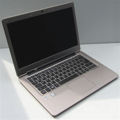 Laptop Acer Aspire S3 Ultrabook review acer aspire s3 391 53314g52add ultrabook