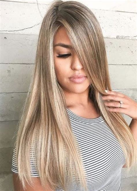 Dirty Blonde Hair With Light Blonde Highlights