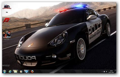 download theme windows 7 need for speed need for speed windows 7 theme game themes