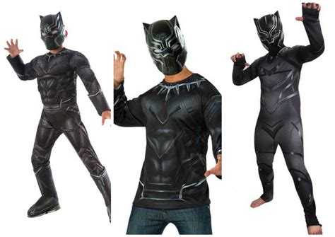 jaguar costume marvel black panther halloween costume