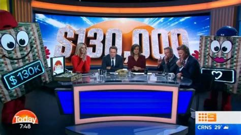 Today Show Australia Cash Giveaway - nine denies random cash giveaway is a scam