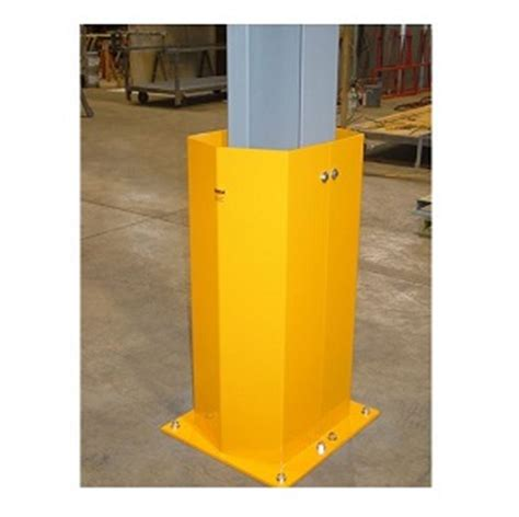 Parking Garage Column Protection by Wall Protectors Building Protectors And Post Protectors