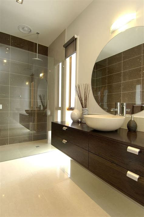 Bad Modern Braun by 40 Brown Bathroom Wall Tiles Ideas And Pictures