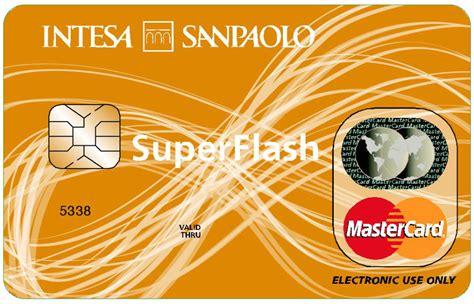 banco di napoli carte carta prepagata superflash analisi dell offerta