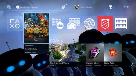 themes on ps4 store neue ps4 themes im playstation store inkl ar bots lbp3