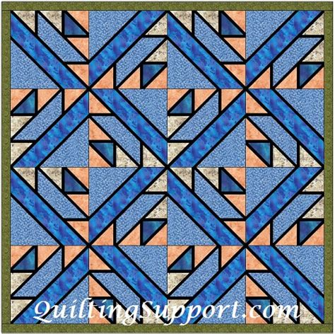 triangle pattern glass stained glass foundation patterns