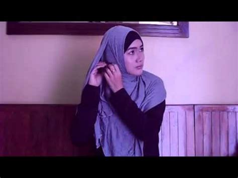 tutorial jilbab syar i youtube syar videolike