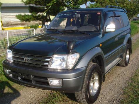 Used Toyota Landcruiser Turbo Diesel For Sale Toyota Land Cruiser Prado Tx Turbo Diesel 1996 Used For Sale