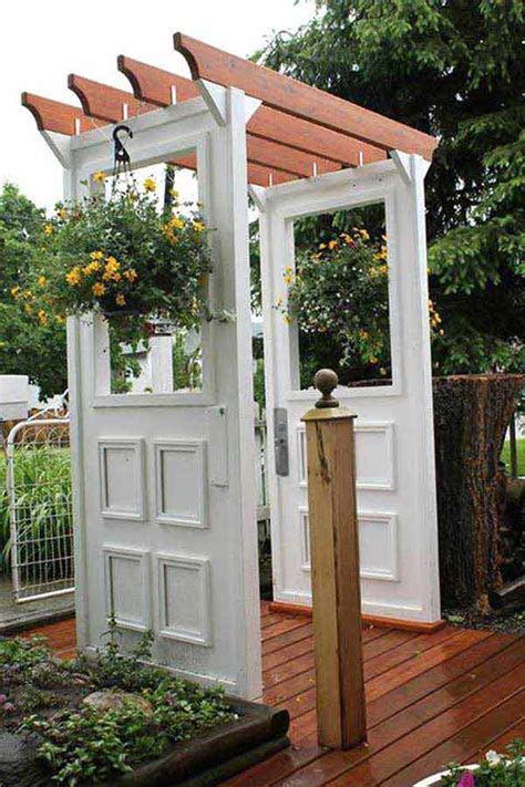Reclaimed Patio Doors 15 Cool Ideas To Upgrade Your Patio For The Summer