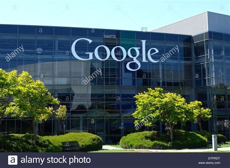 where is google headquarters located google headquarters in mountain view california stock