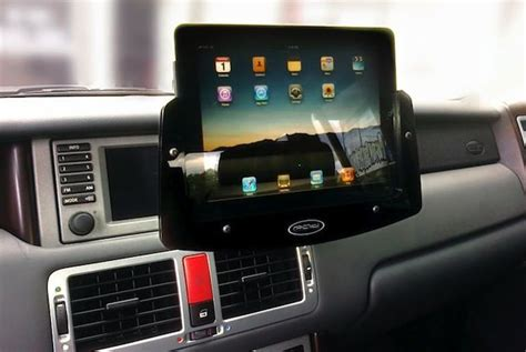 Ipad Halter Auto by Ipad Car Mounts