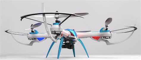 Drone Tarantula quadcopter