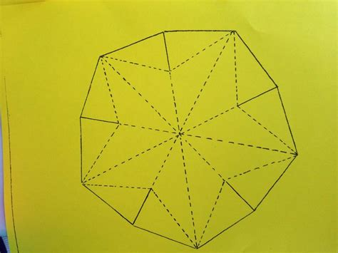 How To Make A Paper Parol - this is the pattern to make the parol or paper