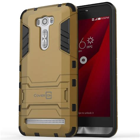 Asus Zenfone 3s Max 5 2 Hybrid Armor Kickstand for asus zenfone 2 laser 6 0 quot kickstand
