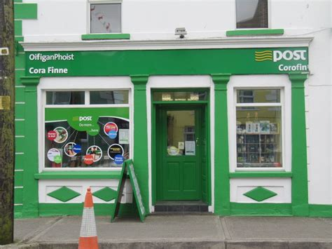ireland office national network of post offices provide vital services