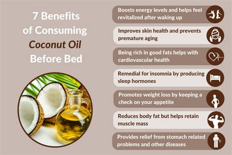 coconut oil on face before bed coconut oil before bed how a teaspoon can benefit your health