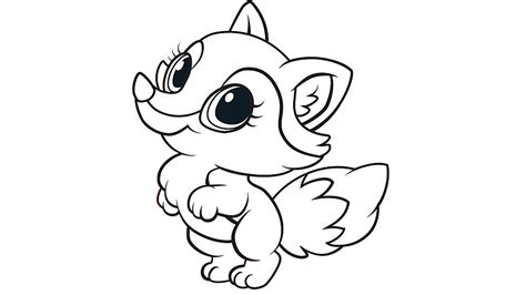 coloring pages at at baby fox coloring pages free baby fox coloring