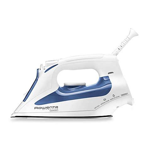 buy rowenta 174 effective comfort 174 iron from bed bath beyond