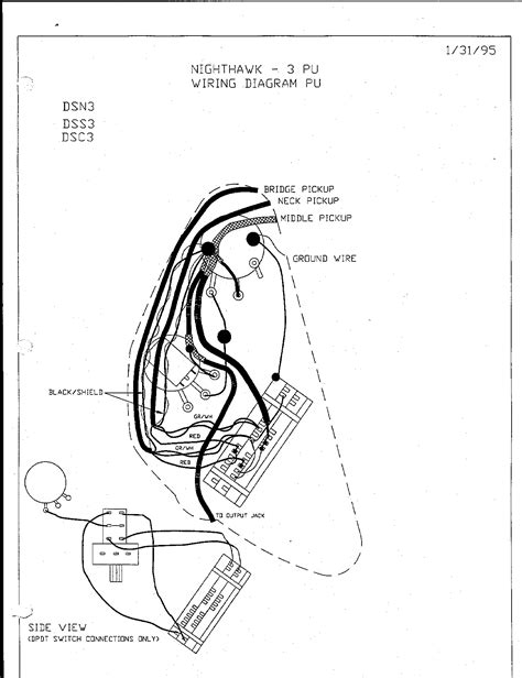original gibson epiphone guitar wirirng diagrams
