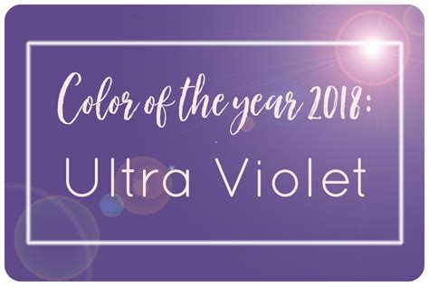 2018 pantone color of the year pantone color of the year 2018 ultra violet