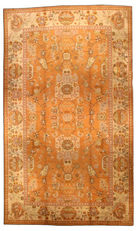 antique oushak rug antique turkish oushak rug bb4425 by doris leslie blau