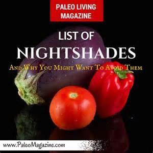 Food List 4 Paleo Diet » Home Design 2017