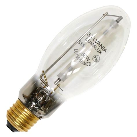 Jual Lu Hid 55 Watt sylvania 67508 lu150 55 med high pressure sodium light bulb elightbulbs