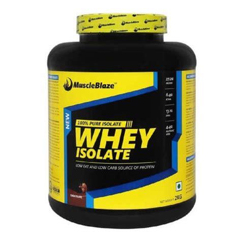 whey protein isolate muscleblaze muscleblaze
