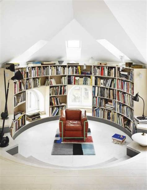 library decor 20 cool home library design ideas shelterness