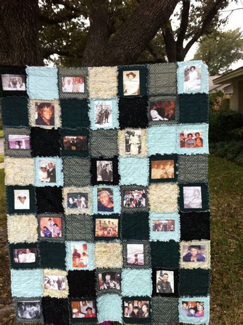 Photo Memory Quilt Ideas by 27 Best Images About Memory Quilt Ideas On
