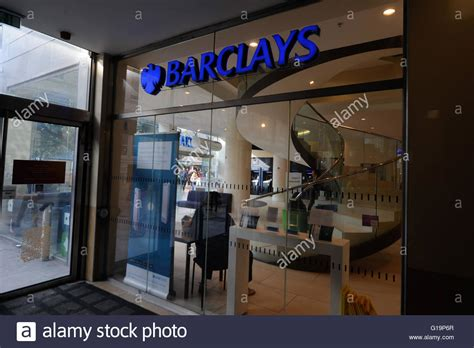 Barclays It Service Desk by Exterior Of Barclays Bank Branch In Cardiff Wales Uk Stock Photo Royalty Free Image 104091871