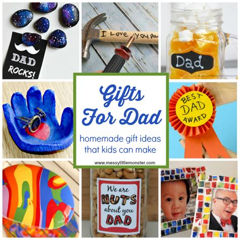 fathers day ideas to make gifts for from gift ideas that