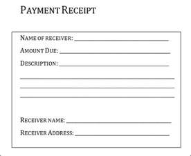Receipt Template For Services Rendered Doc 585585 Receipt For Services Rendered Service