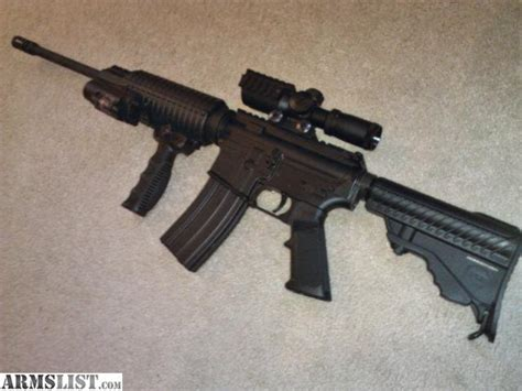 ar 15 laser light armslist for sale dpms ar15 w scope laser tactical