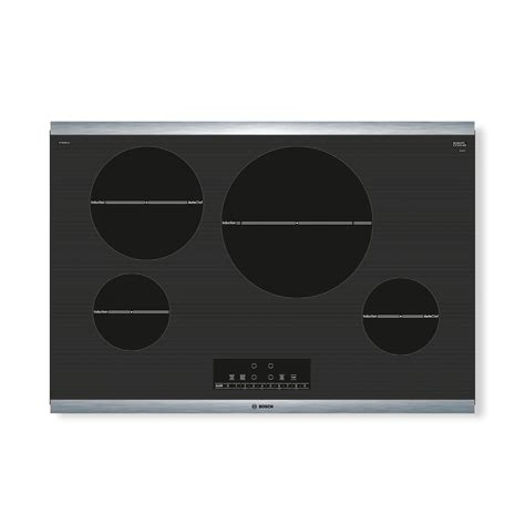 bosch induction cooktops bosch nit8068suc 300 series 30 quot induction cooktop w touch