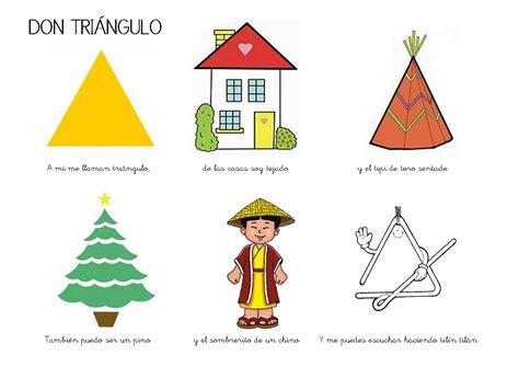figuras geometricas triangulares trabajando en educaci 243 n infantil 10 poes 237 as de las